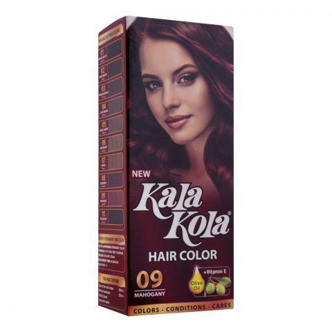 Kala Kola Hair Colour, 09 Mahogany