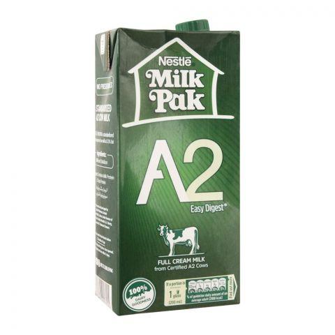 Milkpak A2 Easy Digest Full Cream Milk, 1000ml