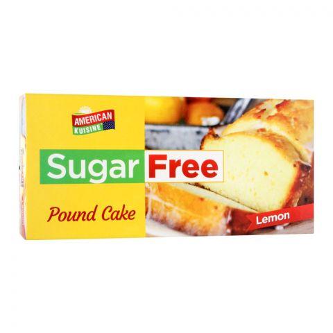 American Kuisine Sugar Free Lemon Pound Cake, 230g