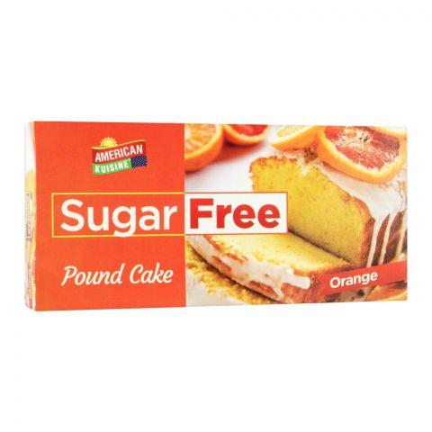 American Kuisine Sugar Free Orange Pound Cake, 230g
