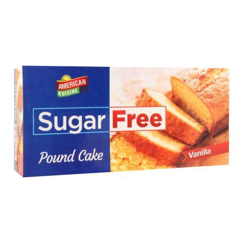 American Kuisine Sugar Free Vanilla Pound Cake, 230g
