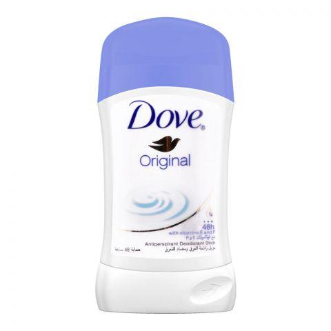 Dove Original 48H Vitamin E & F Ani-Perspirant Deodorant, For Women, 40g