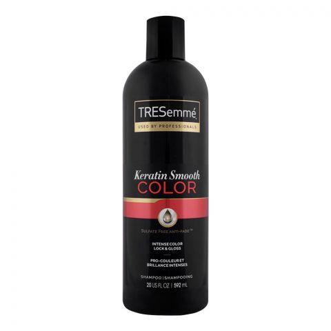 Tresemme Keratin Smooth Color Shampoo, 592ml