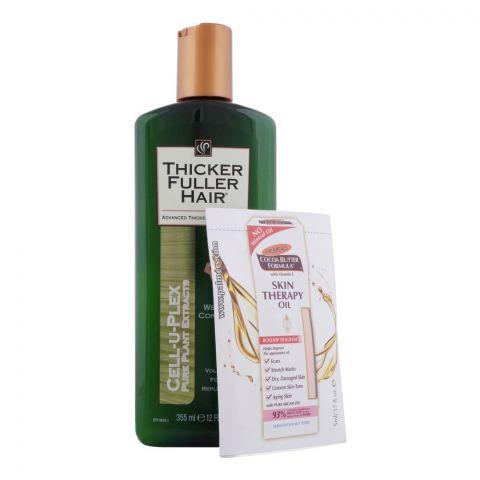 Thicker Fuller Hair Cell-U-Plex Weightless Conditioner, 355ml