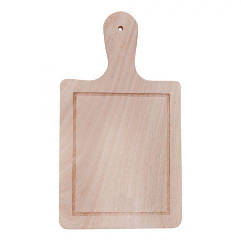 Amwares Mango Wood Paddle Board XL, 16x9 Inches, 005007