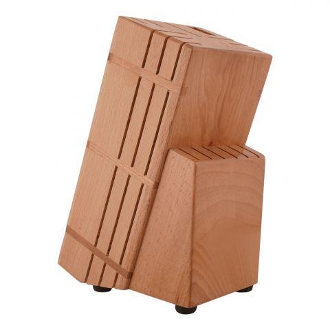 Amwares Beech Wood 16 Slot Knife Block, 008006