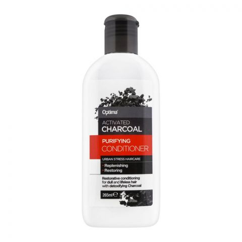 Optima Activated Charcoal Purifying Conditioner, 265ml