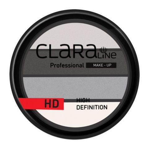 Claraline Professional High Definition Quadro Eyeshadow, 252