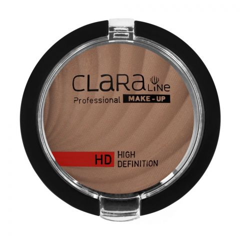 Claraline Professional High Definition Compact Eyebrow, 263
