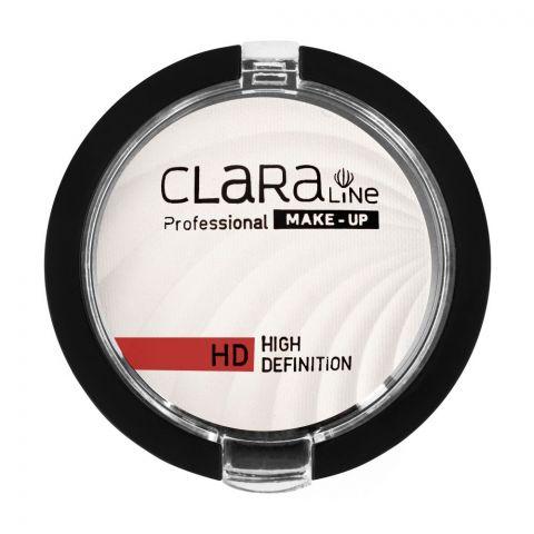 Claraline Professional High Definition Compact Eyeshadow, 201