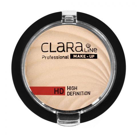 Claraline Professional High Definition Compact Eyeshadow, 202