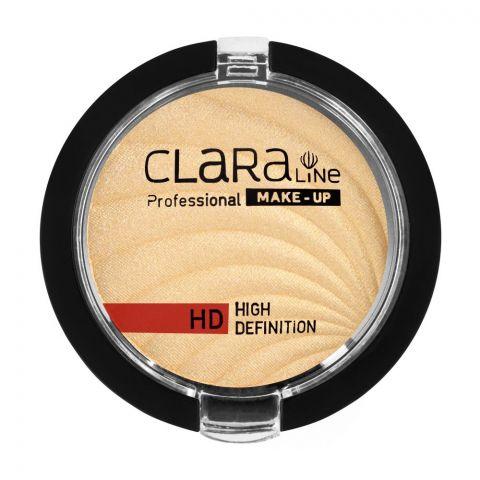 Claraline Professional High Definition Compact Eyeshadow, 203