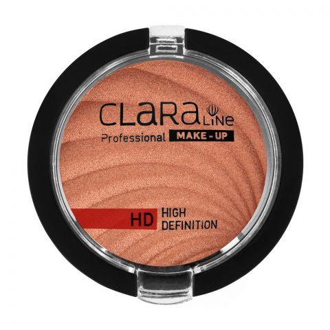 Claraline Professional High Definition Compact Eyeshadow, 207