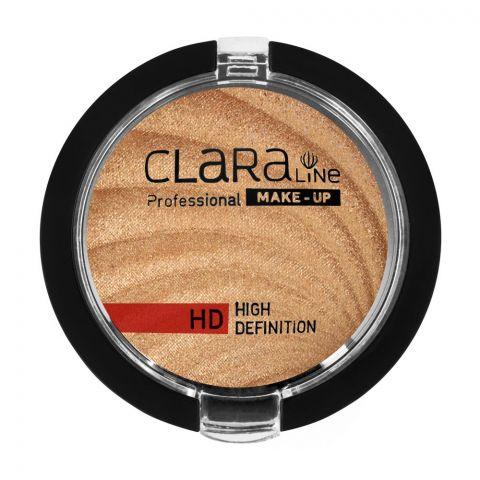 Claraline Professional High Definition Compact Eyeshadow, 215