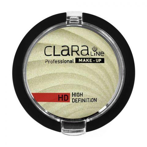 Claraline Professional High Definition Compact Eyeshadow, 216