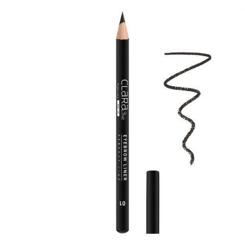 Claraline Professional Perfect Line Eyebrow, Liner 01