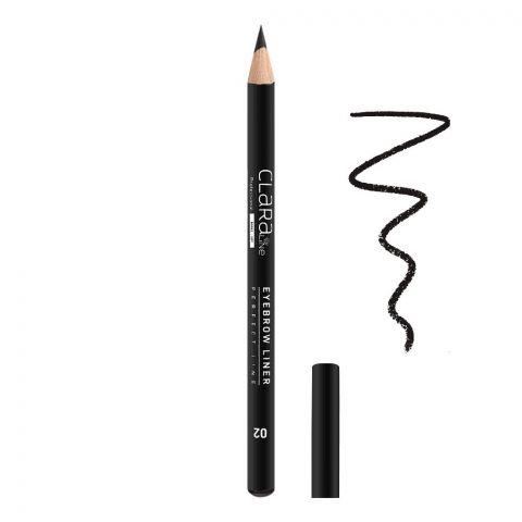 Claraline Professional Perfect Line Eyebrow, Liner 02
