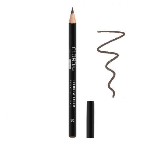 Claraline Professional Perfect Line Eyebrow, Liner 03