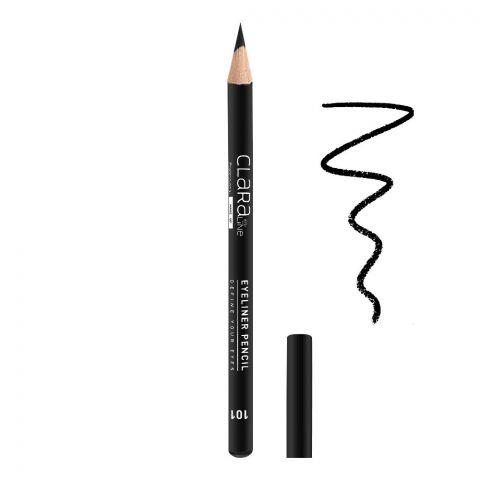 Claraline Professional Define Your Eyes Eyeliner Pencil, 101