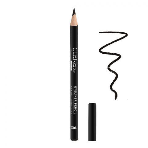 Claraline Professional Define Your Eyes Eyeliner Pencil, 102