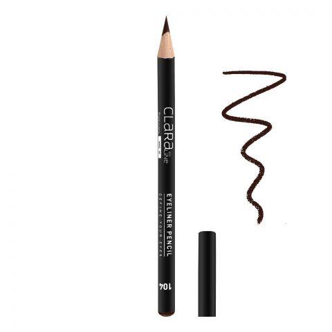 Claraline Professional Define Your Eyes Eyeliner Pencil, 104