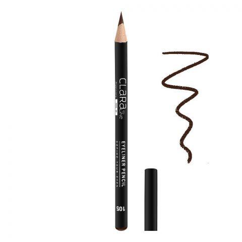 Claraline Professional Define Your Eyes Eyeliner Pencil, 105