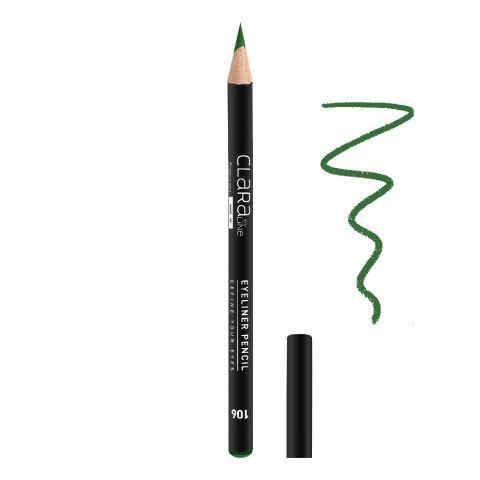 Claraline Professional Define Your Eyes Eyeliner Pencil, 106