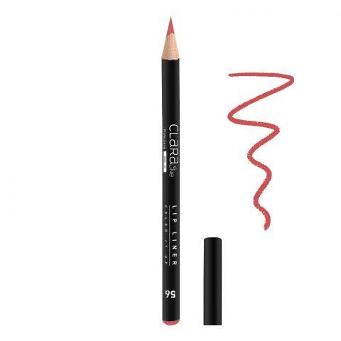 Claraline Professional Color It Up Lip Liner, 56