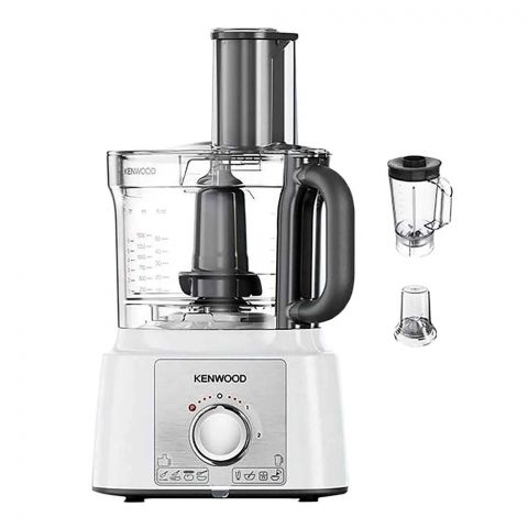 Kenwood All-In-1  Multi Pro Express Food Processor, FDP-65.750WH