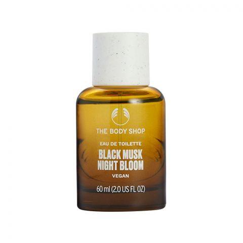 The Body Shop Black Musk Vegan Night Bloom au De Toilette, Fragrance For Women, 60ml
