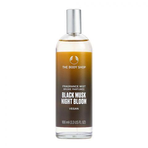 The Body Shop Black Musk Vegan Night Bloom Fragrance Mist, 100ml