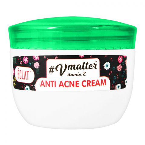 Eclat #Vmatter Anti Acne Cream, 50g