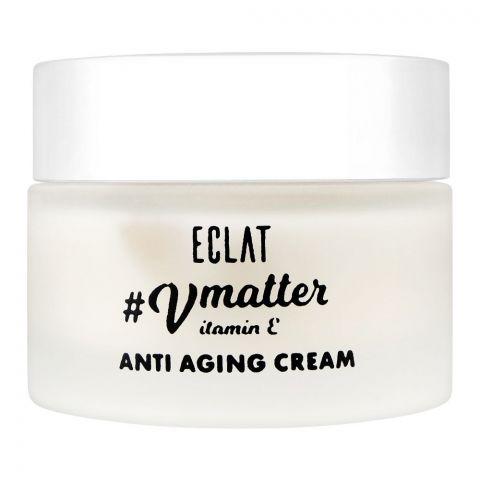 Eclat #Vmatter Gold Anti Aging Cream, 50g
