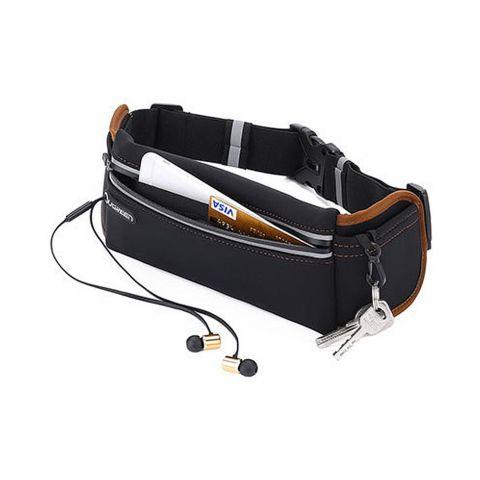 UGreen Outdoor Running Waist Belt Pack, Black, 20818