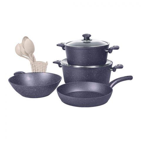 Des Chef Cooking Set, 13 Pieces, GL Blue