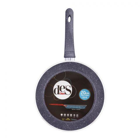 Des Chef Fry Pan, 20cm, Blue