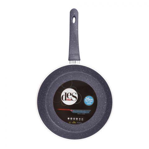 Des Chef Fry Pan, 26cm, Blue