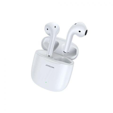 Joyroom TWS Wireless Earphone, White, JR-T13
