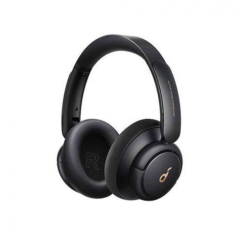 Anker Sound Core Life Q30 Multi-Mode Noise Cancellation Headphone, Black, A3028H11