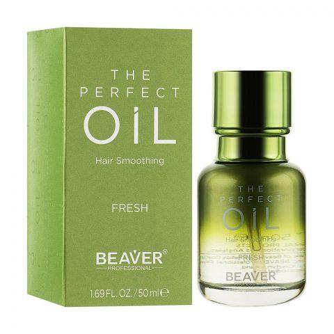 Beaver The Perfect Fresh Hair Smoothing Oil, 50ml