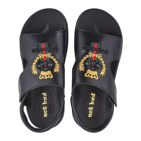 Kid's Sandals, For Boys, Black, 228-50 27