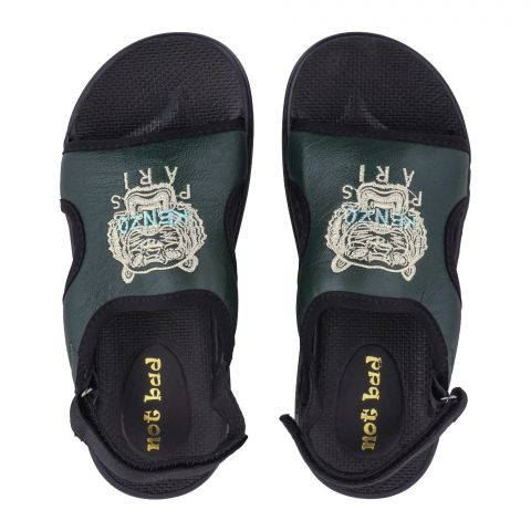 Kid's Sandals, For Boys, Green, AB-29