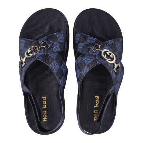 Kid's Sandals, For Boys, Blue, 228-49
