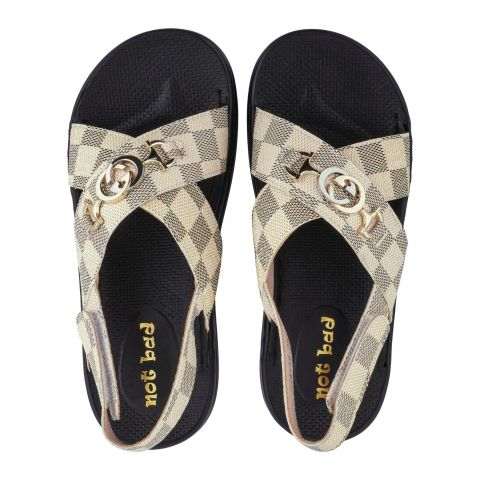 Kid's Sandals, For Boys, Apricot 228-49