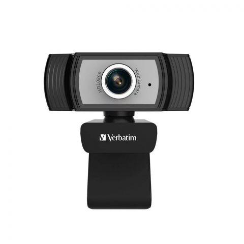 Verbatim 1080P Full HD Webcam, 66614