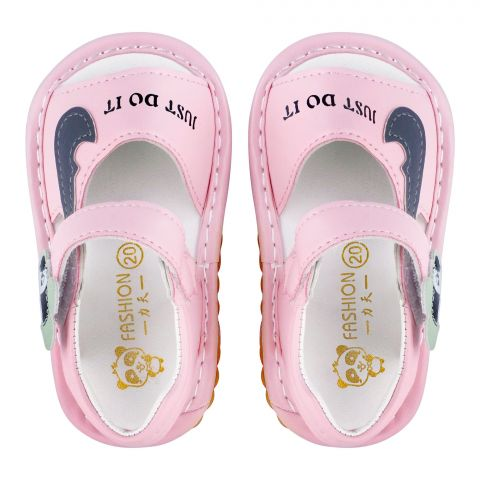 Kid's Sandals, For Girls, Pink, 907