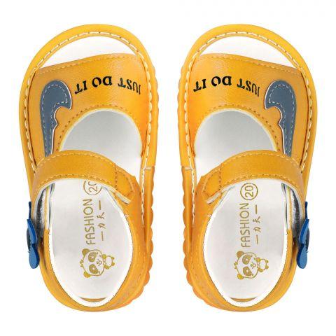 Kid's Sandals, Beige, 907