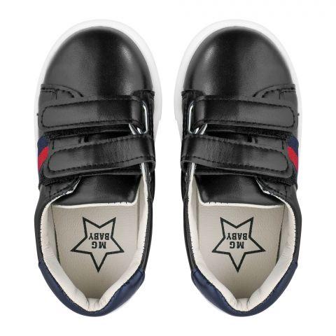 Kid's Shoes, For Boys, Black, V-815