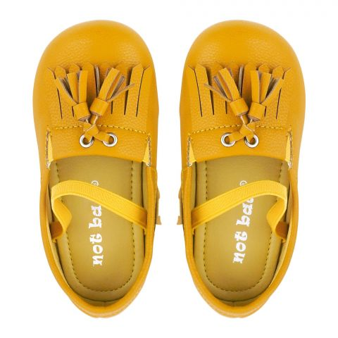 Kid's Shoes, For Girls, Yellow, A-16