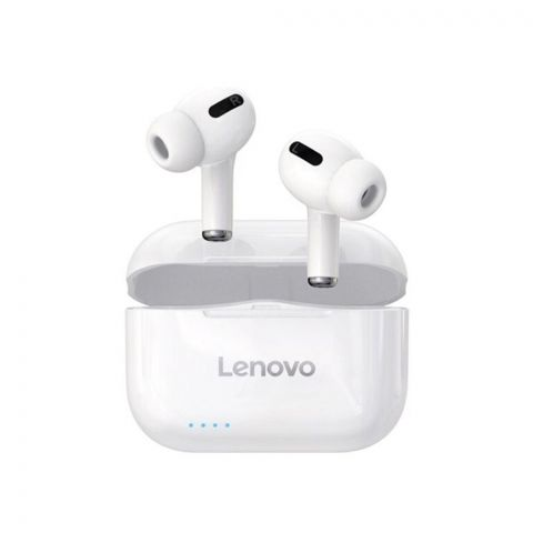Lenovo LivePods LP1s, True Wireless, Bluetooth Earbuds